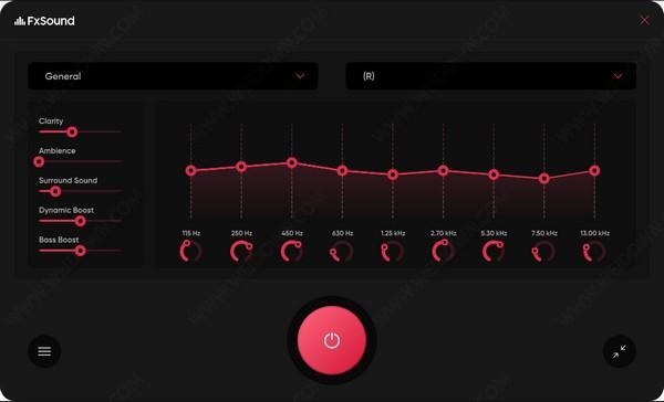 FxSound(音效增强软件) V1.1.8.0 最新版