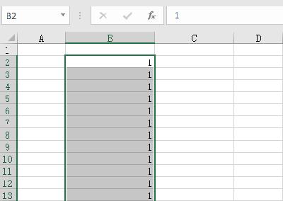 excel表格数字递增不了_excel下拉数字递增怎么设置