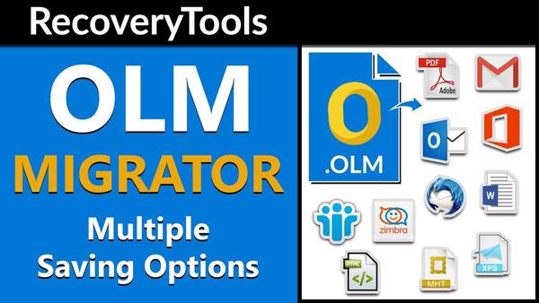 RecoveryTools OLM Migrator(olm转换器)