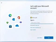 Win11怎么使用本地账户安装?使用本地账户安装Win11的方法